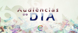 audiencias do dia