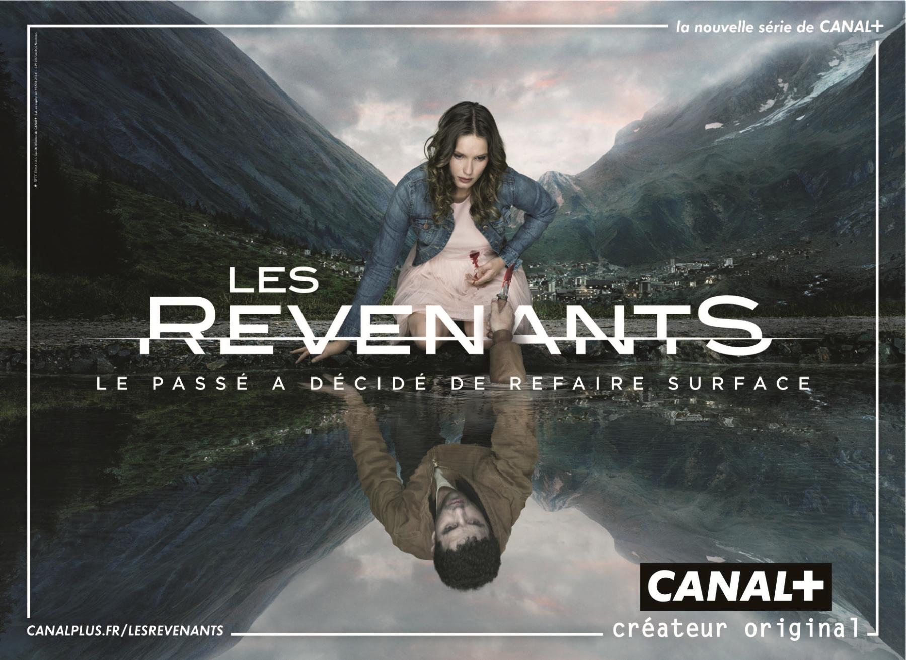 """Canal norte-americano encomenda remake da série francesa """"Les Revenants"""""""