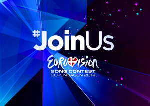 Official logo of the ESC 2014 (2)