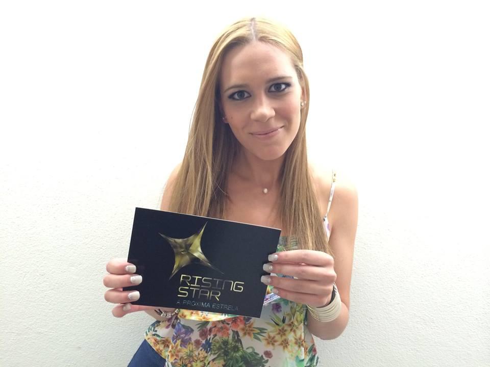 Maria Meideiros - Rising Star