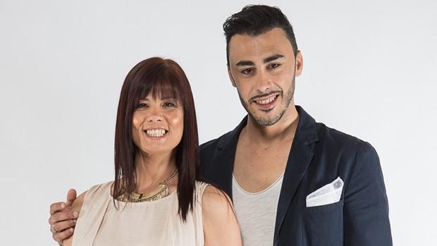 Nuno e Gisela