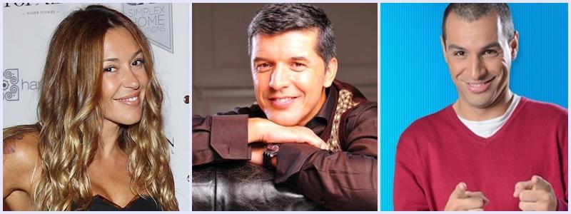 Merche Romero, João Baião e José Monteiro são os novos apresentadores do «Portugal em Festa»