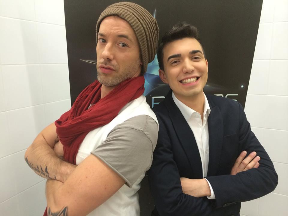 Bruno Correia e Miguel Rodrigues