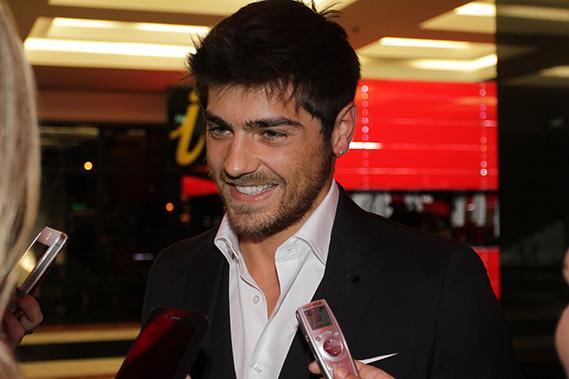 Lourenço Ortigão foi o vencedor de «Dança Com as Estrelas 2»