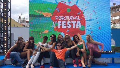 © Facebook oficial «Portugal em Festa»