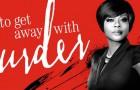 «How To Get Away With Murder» renovada para 2ª temporada