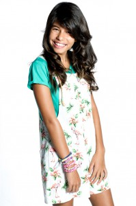 Carolina Martins - 12 anos
