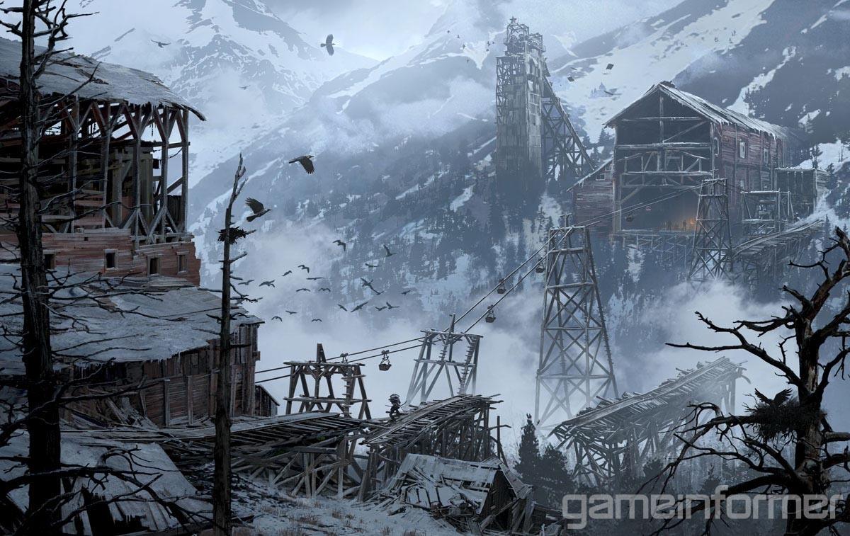 Rise Of Tomb Raider 1