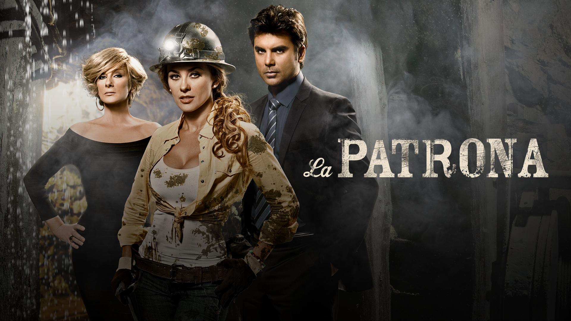 TVI já trabalha na sua nova novela, a adaptação de La Patrona ...