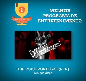 the voice pt