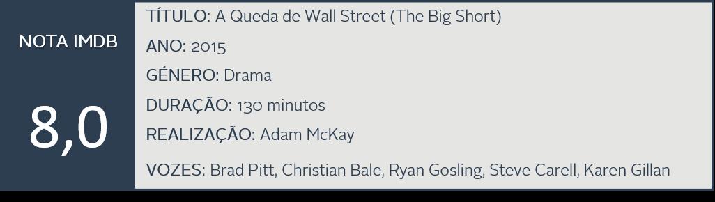 K Filme - A Queda de Wall Street