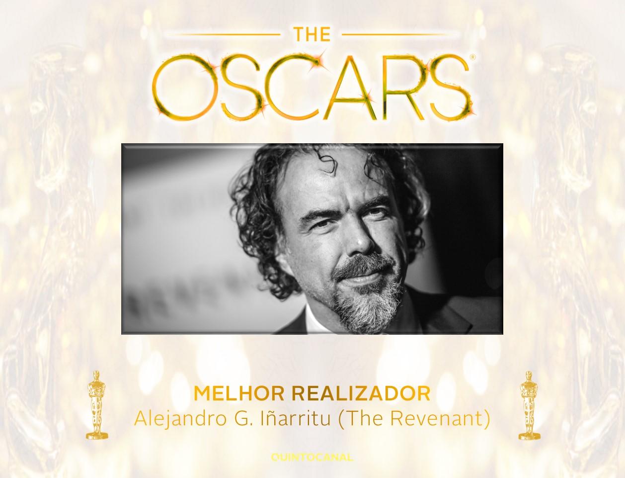 Alejandro G. Iñarritu (The Revenant)