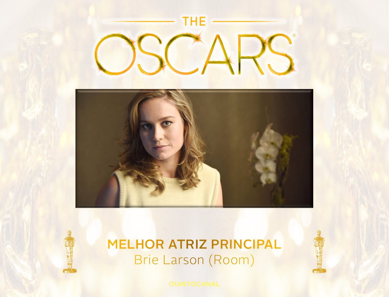 Brie Larson (Room)