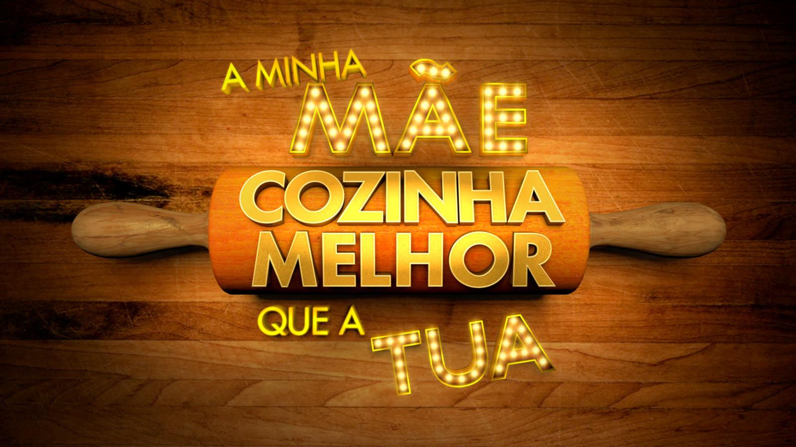 A Minha Mãe Cozinha Melhor Que a Tua - RTP - José Carlos Malato