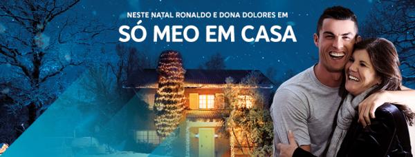 Cristiano Ronaldo e Dolores Aveiro