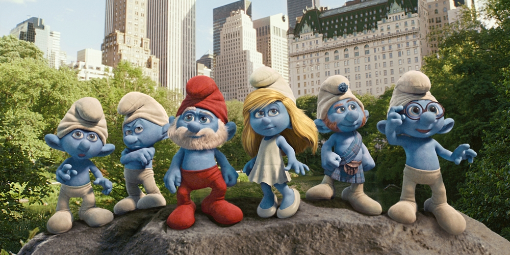 Cinema - Os Smurfs 2