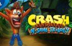 Veja o primeiro trailer de «Crash Bandicoot: N. Sane Trilogy»