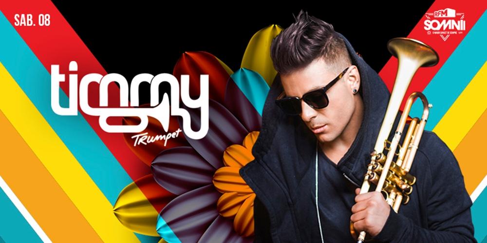 Timmy Trumpet RFM Somnii 2017