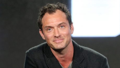 Jude Law in Fantastic Beasts