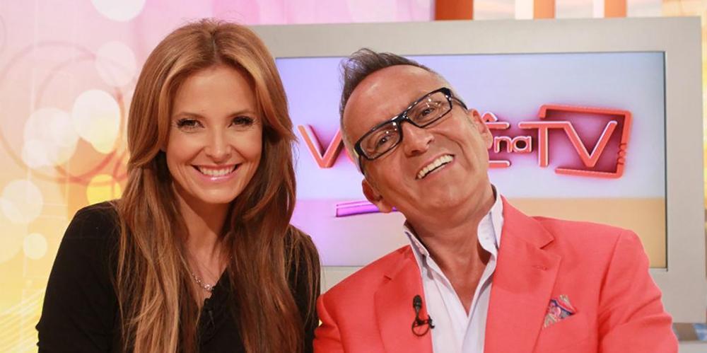 Cristina Ferreira Manuel Luis Goucha Voce na TV TVI
