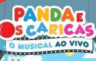 Digressão «Panda e os Caricas 2018» leva magia do cinema às crianças