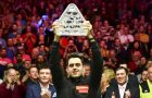 Eurosport transmite em direto o «Masters de Londres»
