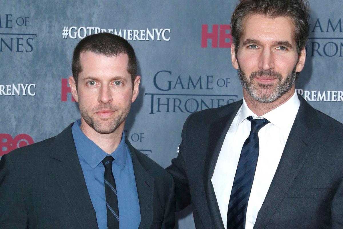 Game Of Thrones autores