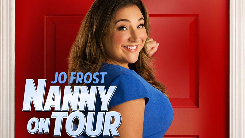 Jo Frost Nanny On Tour, SuperNanny