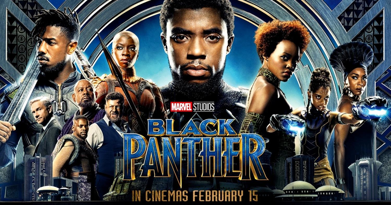 Black Panther - Pantera Negra