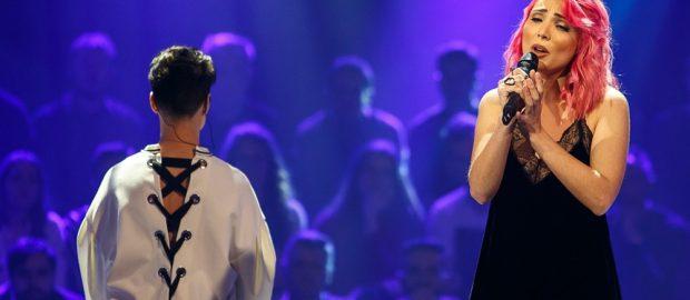 Cláudia pascoal Isaura Eurovisão