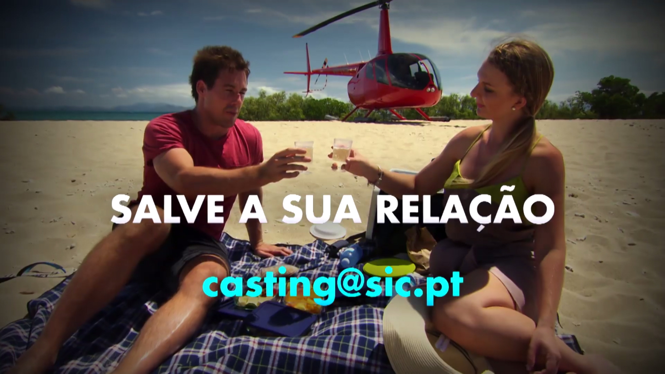 Casting reality show SIC