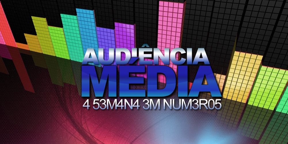 Audiencia media cópia