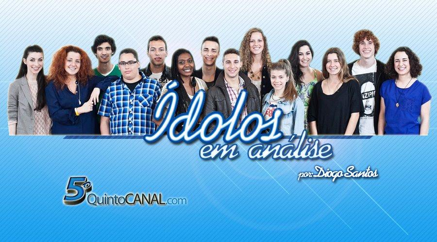 Ídolos em Análise (1ª Gala 27/05/2012)