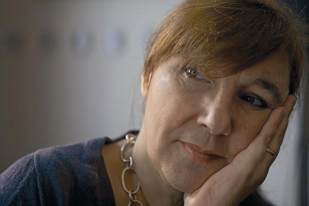 Autora de novelas Maria João Mira