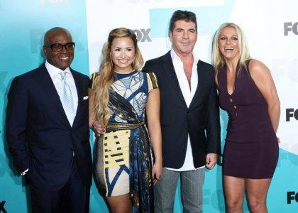 Demi Lovato humilhada em «The X Factor»