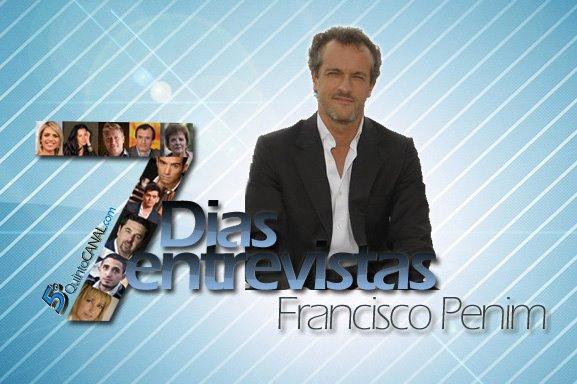 Francisco Penim: «A TVI continua incrivelmente letárgica» – 7 Dias/7 Entrevistas