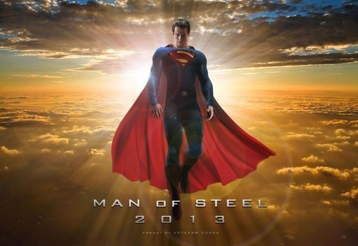 Trailer de «Man of Steel» já disponível