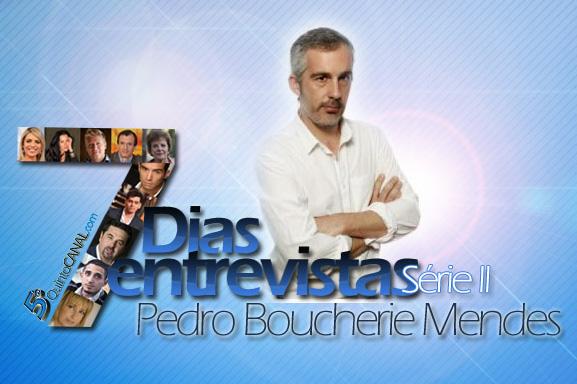 Pedro Boucherie Mendes: «Penso sobretudo que o sistema anterior [Marktest] estava caduco» – 7 Dias/7 Entrevistas