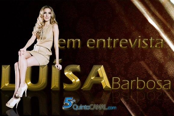 Em Entrevista – Luísa Barbosa