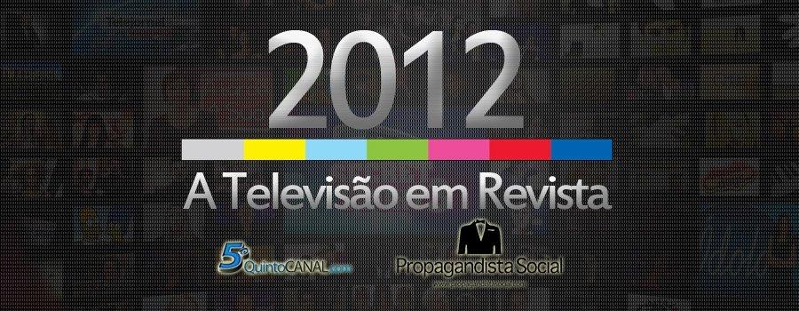 2012: A Televisão em Revista – O sucesso de «A Tua Cara Não Me É Estranha» (janeiro)