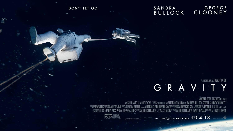 «K Filme»: Portugal prepara-se para ficar rendido a «Gravity» [com trailer]