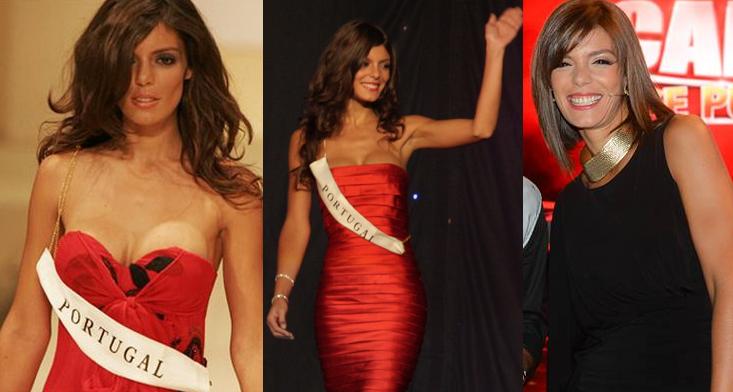 Andreia Rodrigues: o antes e o depois da fama