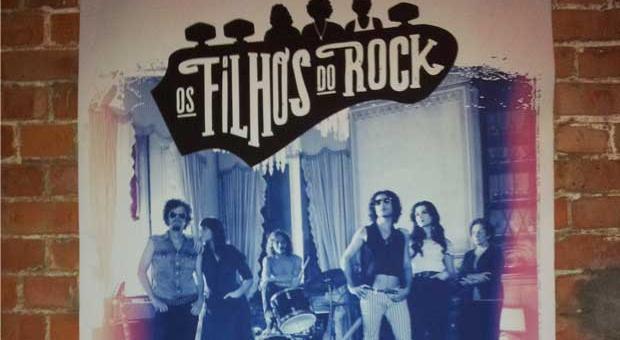 Série «Os Filhos Do Rock» volta a ser exibida este sábado