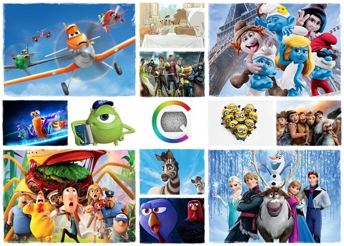 Óscares 2014: Conheça os pré-nomeados à categoria de «Melhor Filme de Animação»