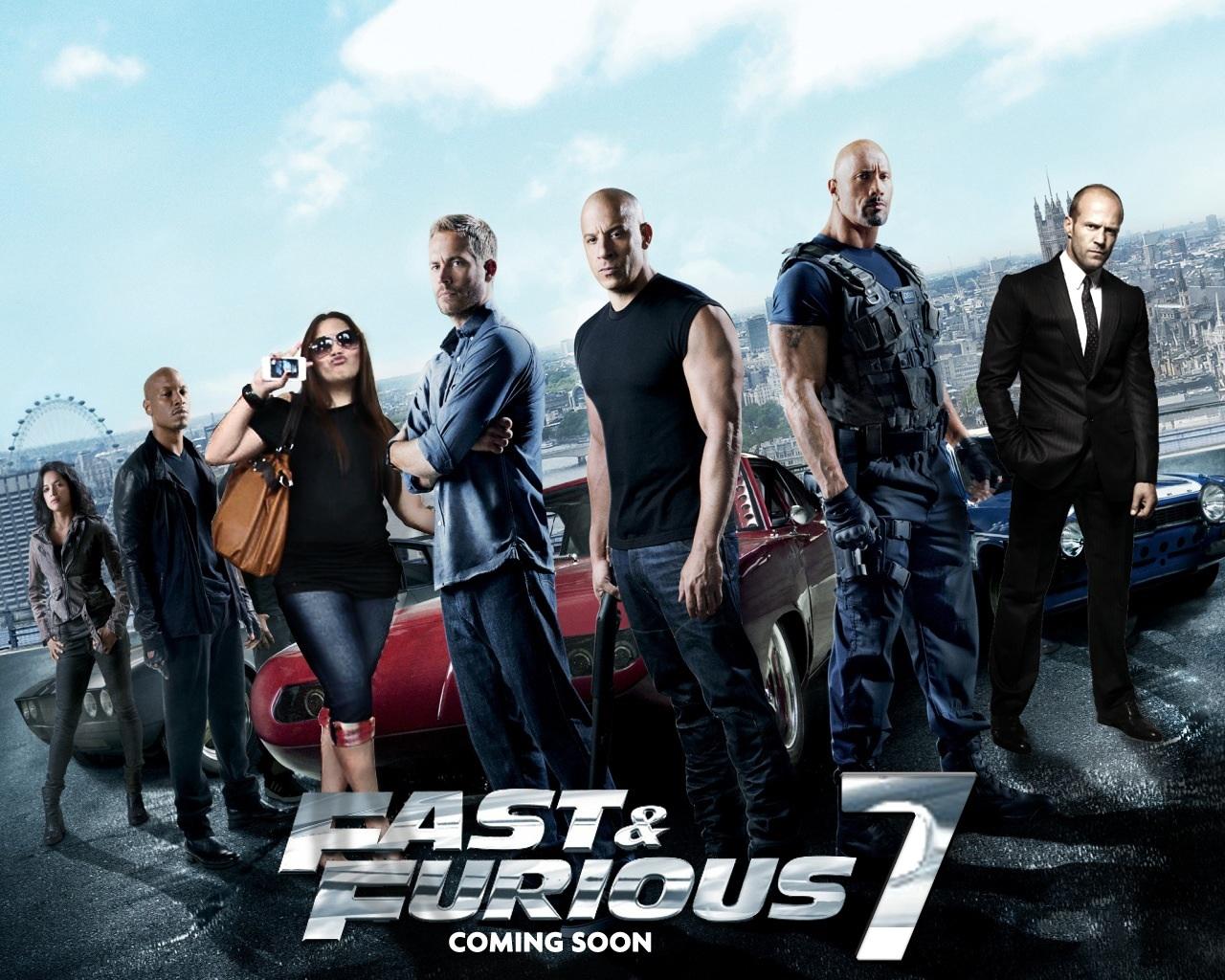 Produtores indecisos com destino de «Velocidade Furiosa 7», após a morte de Paul Walker