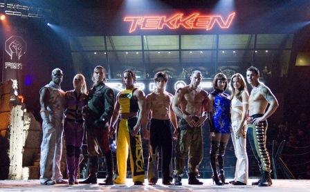 Novo filme de «Tekken» em produção