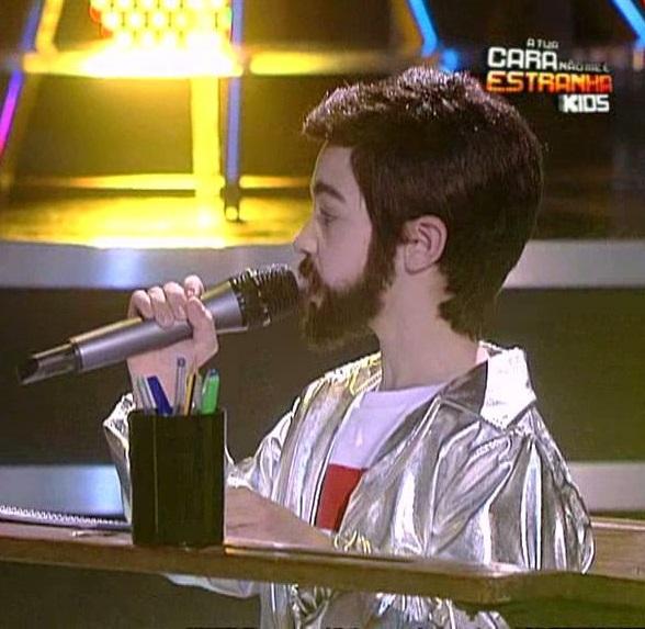 Rodrigo - A Tua Cara Não Me É Estranha Kids