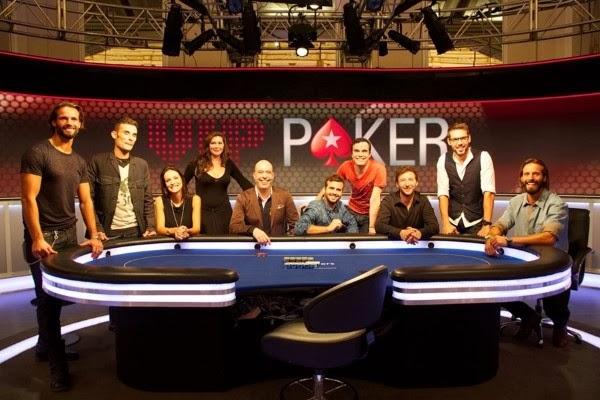 SIC exibe «Vip Poker» com portugueses famosos