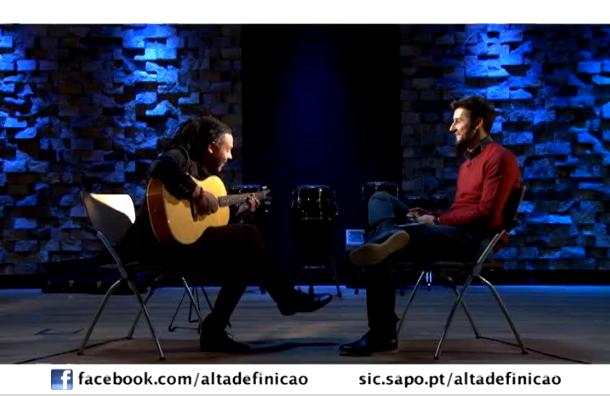 «Alta Definição» recebe vencedor do «Factor X»