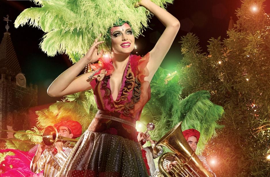 RTP transmite o «Carnaval da Madeira 2014» no próximo sábado
